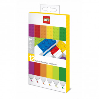 LEGO Markers (12pieces)