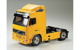 R/C 1/14 Volvo FH12 Globetrotter 420