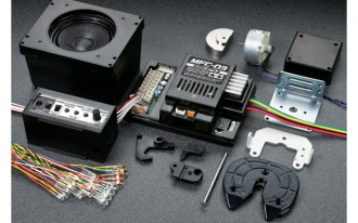 Tractor Truck Multi Function Control Unit (MFC-03) Euro-Style
