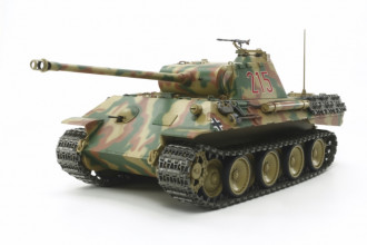 R/C 1/25 Panther Ausf.A