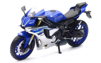 1/12 Yamaha YZF-R1 2016 (2 Assorted)