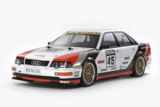 R/C 1/10 Audi V8 Touring 1991 (TT02)