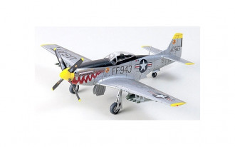 1/72 North American F-51D Mustang