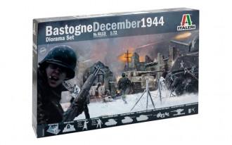 1/72 Bastogne December 1944 - Diorama Set