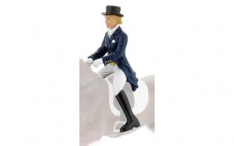 Dressage Rider Viola (10.3cm)
