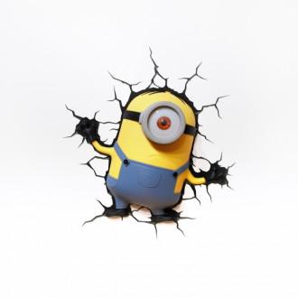 Stuart - Minion 3D Light