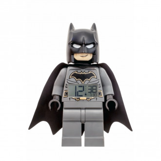 LEGO Super Heroes - Batman Figure Alarm Clock