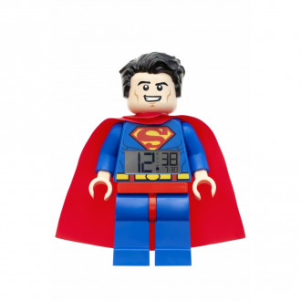 LEGO Super Heroes - Superman Figure Alarm Clock