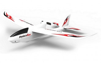 R/C Ranger 600 Brushed 3channel Glider with battery & USB Charger