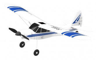 R/C Supercub 500 Brushed 3channel Plane with battery & USB Charger
