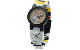 LEGO Star Wars - Storm Trooper Minifigure Link Watch