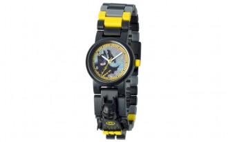 LEGO Batman Movie - Batman Minifigure Link Watch