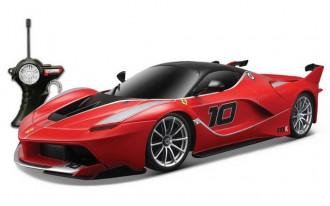 1/14 R/C Ferrari FXX K with Alkalines