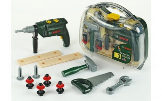Bosch Tool Case with Drill