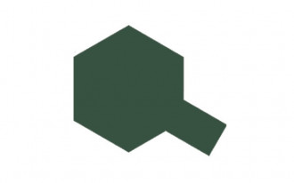 TS-2 Dark Green (For Hard Plastic)