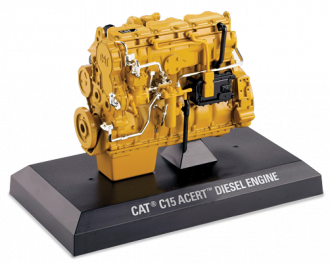 1/12 Cat C15 ACERT™ Diesel Engine