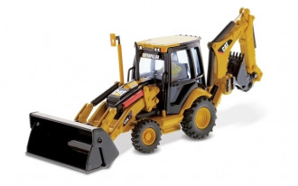1/50 CAT 420E IT Backhoe Loader