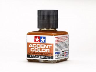 Accent Colour (Orange-Brown)