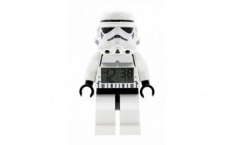 LEGO Star Wars - Storm Trooper Figure Alarm Clock