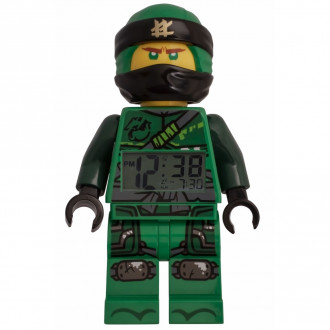 LEGO Ninjago - Lloyd Figure Alarm Clock