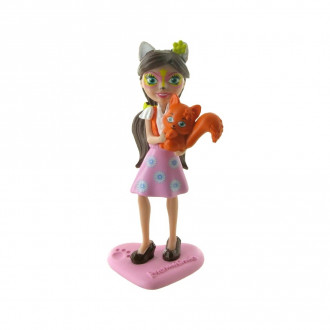 Enchantimals - Felicitay Fox & Flick (10cm)