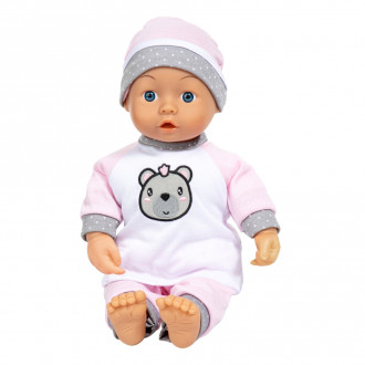First Words Baby Doll with Fly Kiss Function (36cm)