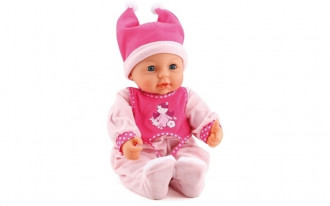 First Kisses Baby Doll with sounds (42cm)