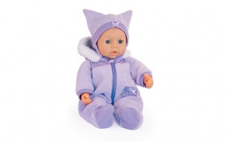 Piccolina Crying Baby Doll with sounds (46cm)