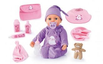 Piccolina Real Tears Baby Doll (46cm)