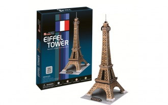 Eiffel Tower (France) 35pcs 3D Puzzle