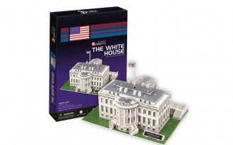The White House (USA) 64pcs 3D Puzzle