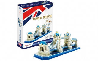 Tower Bridge (UK) 52pcs 3D Puzzle