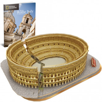 National Geographic - The Colosseum 131pcs 3D Puzzle