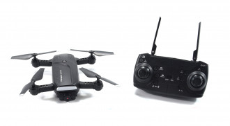 RC141 Pioneer Folding Drone with 720P Wifi Camera