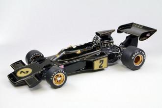 1/20 EBBRO Team Lotus Type 72E 1973