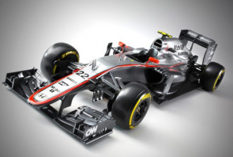 1/20 EBBRO McLaren Honda MP4-30 2015 Early Season