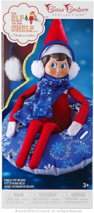 Claus Couture Totally Tubular Snow Set