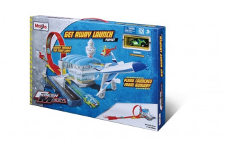 FM Get Away launch Playset