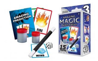 Amazing Magic Pocket Set #3 with 15 Tricks
