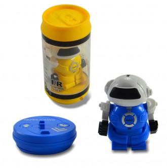 (Box Damaged) R/C IR Mini Can Robot