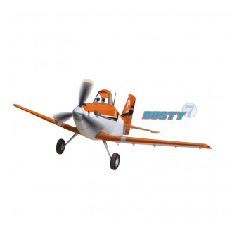 Planes - Dusty Peel & Stick Giant Wall Decals