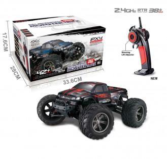 R/C 1/12 2WD MonsterTruck Complete 9.6V Li-ion