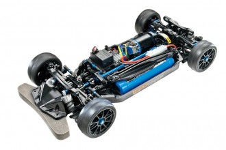 R/C 1/10 TT02R Chassis Kit