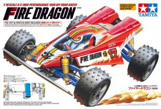 R/C 1/10 Fire Dragon (2020)