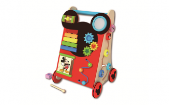 Disney Wooden Activity Walker