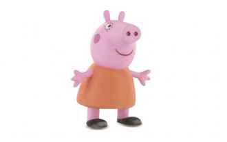 Peppa Pig - Mummy Pig (6.5cm)
