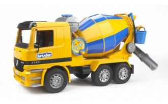 Mercedes-Benz Actros Cement Mixer