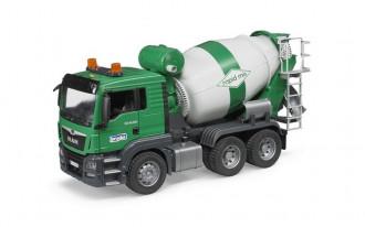 MAN TGS Cement mixer truck