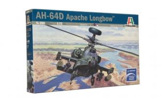 1/72 AH-64 D Longbow Apache