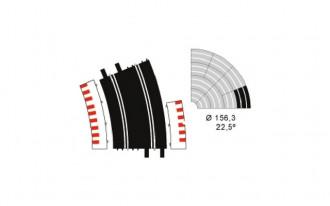 Grand Curve - Diameter 156.3cm 22.5° (2)